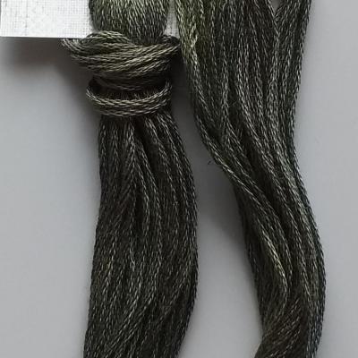 Fils à broder ATALIE - couleur Vert Manon