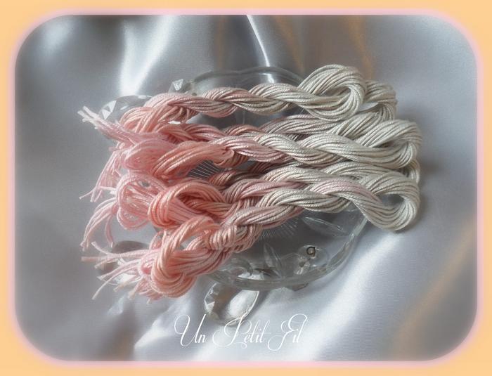 Fils de soie marjolene