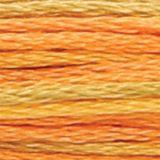 Fils moulines anchor multicolores 1305