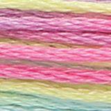 Fils moulines anchor multicolores 1335