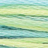 Fils moulines anchor multicolores 1345