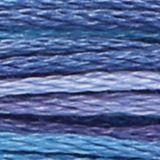 Fils moulines anchor multicolores 1349