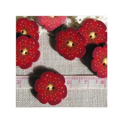 Fleur rouge N1