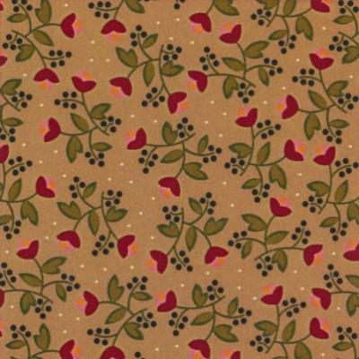 Tissu Patchwork Fleurs Modern Traditions