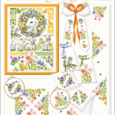 Frühlingsanfang 074 Lindner's Kreuzstiche