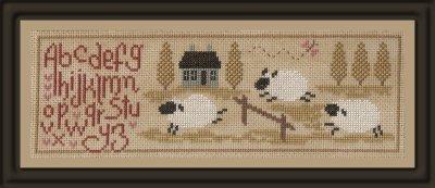 Histoires de Moutons 2 FT48 Jardin Privé