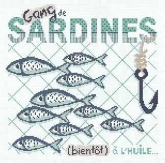 Gang de Sardines A013 Lilipoints