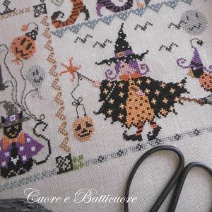 Halloween in quilt 069