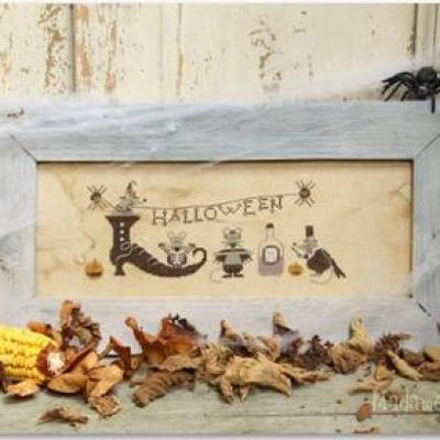 Halloween Mouses Madame Chantilly