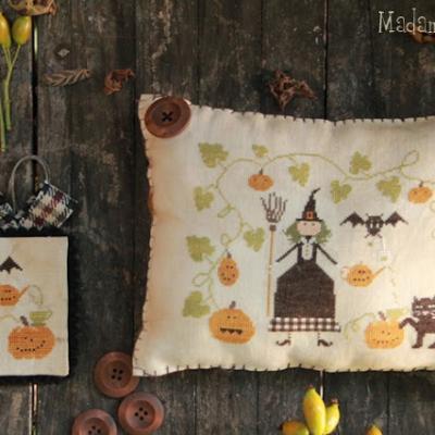 Halloween Tea Madame Chantilly