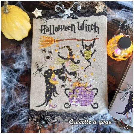 Halloween witch crocette a gogo 1
