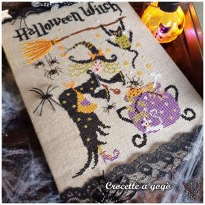 Halloween witch crocette a gogo 4