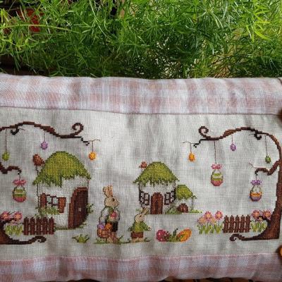 Happy Easter Village CV134 Serinità di Campagna