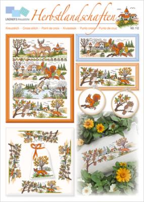 Herbstlandschaften 112 Lindner's Kreuzstiche