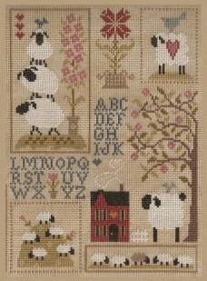 Histoires de Moutons 3 FT50 Jardin Privé
