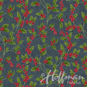 Hoffman poinsetta song q7639 55s