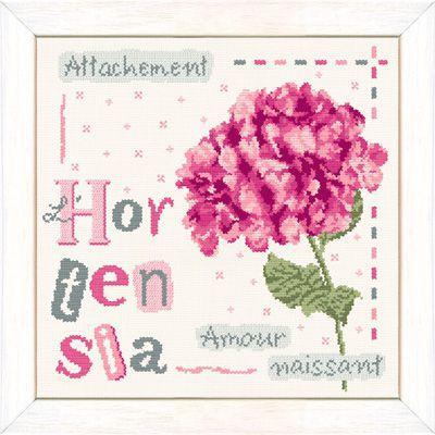 L'Horthensia J008 Lilipoints