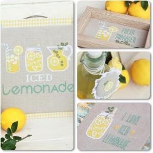 Iced lemonade madame chantilly 1