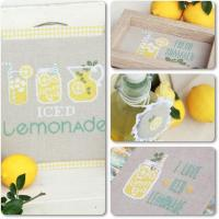 Iced lemonade madame chantilly 1