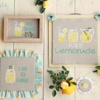 Iced Lemonade Madame Chantilly
