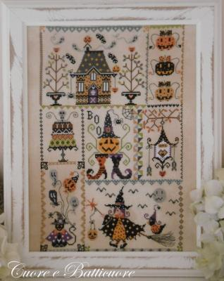 Halloween in Quilt Cuore e Batticuore