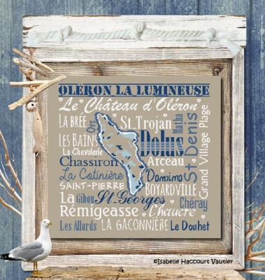 Ile d'Oléron BDN39 Isabelle Haccourt Vautier