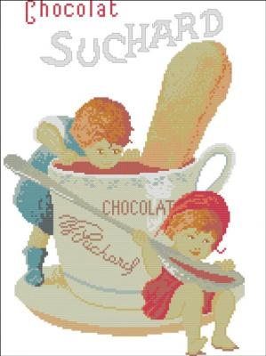 Kit Boudoir Suchard 27 Points de repere