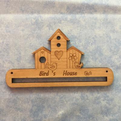Cintre Bird's House 13cm