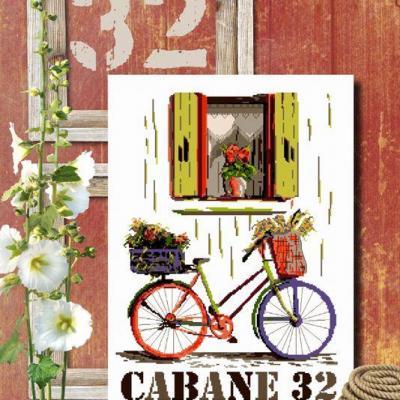 Cabane 32 Isa42 Isabelle Haccourt Vautier