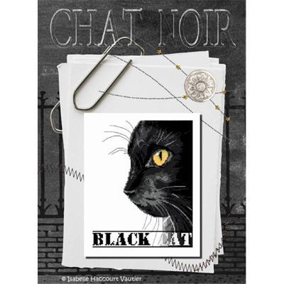 Le Chat Noir BDN29 Isabelle Haccourt Vautier