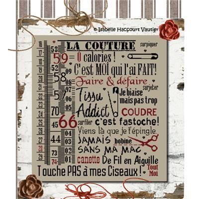 La Couture BDN43 Isabelle Haccourt Vautier