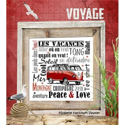 Peace & Love BDN54 Isabelle Haccourt Vautier