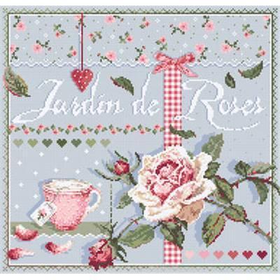 Jardin de Roses 161 Madame la Fée