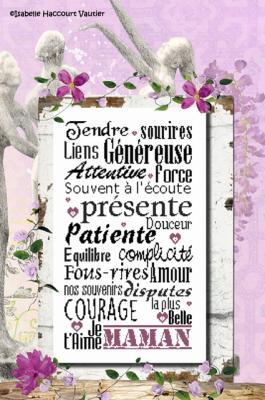 Je t'Aime Maman BDN36 Isabelle Haccourt Vautier