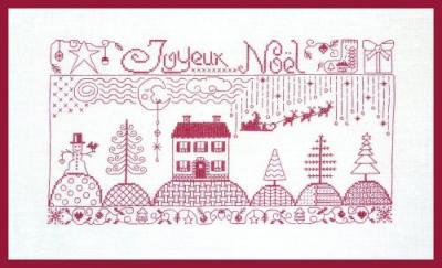 Joyeux Noël NC12 Jardin Privé