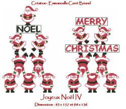 Joyeux Noël IV NJN04 Alice and Co