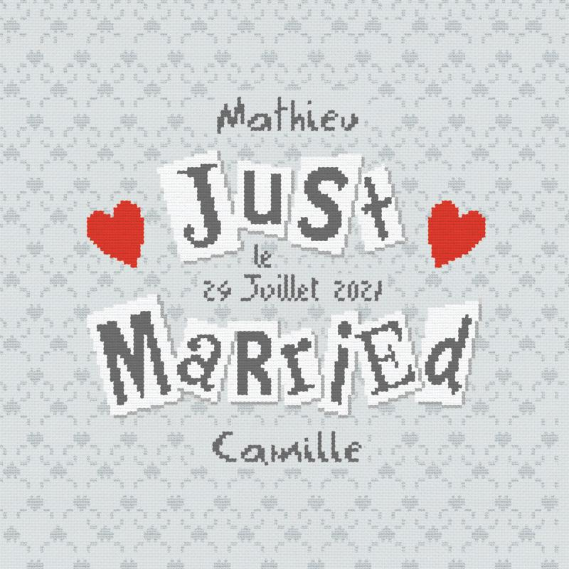 Just married m018 lilipoints 2