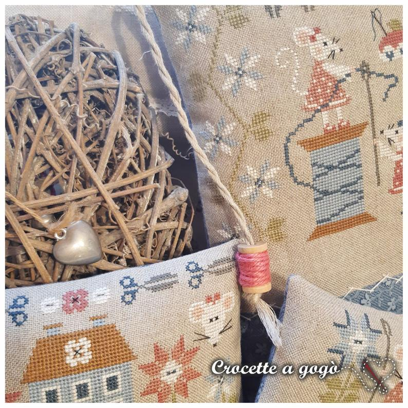 Keep calm cross stitch crocette a gogo 3