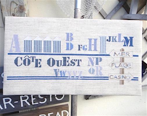 Kit abc cote ouest bk1600