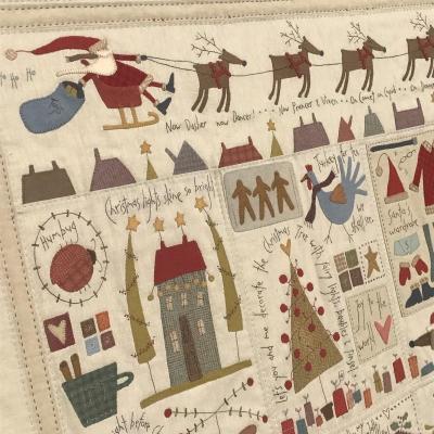 Fiche The Santa, The Tree, The Turkey and Me  Anni Downs