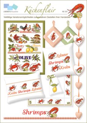 Küchenflair 031 Lindner's Kreuzstiche