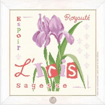 L'Iris J017 Lilipoints