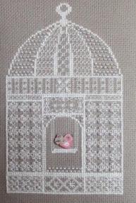 La Cage d'Elodie Joli Tambour Création