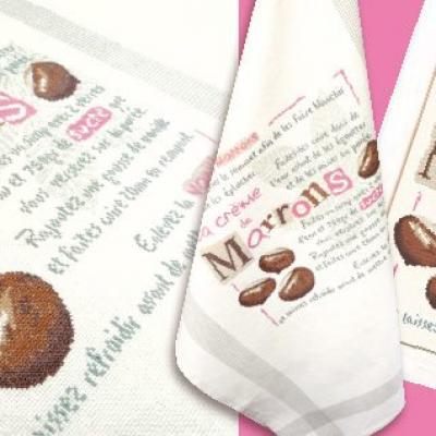 La crème de Marrons G031 Lilipoints