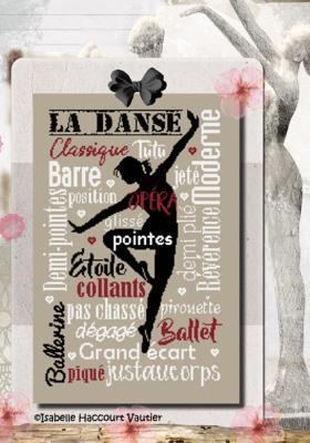 La danse BDN46 Isabelle Haccourt Vautier