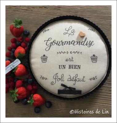La gourmandise ref. : 3009 Histoires de Lin