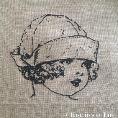 La p'tite Louise Réf. : 2005 Histoires de Lin