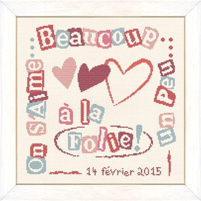 La Saint Valentin BN008 Lilipoints