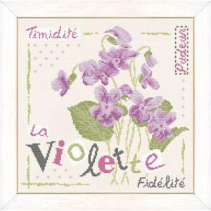 La violette j007 1