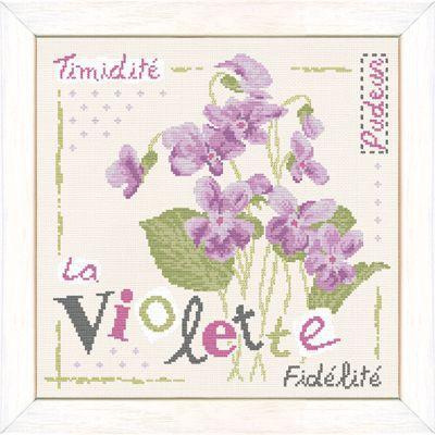 La Violette J007 Lilipoints